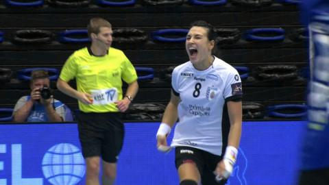 VIDEO Fantastic! Ce a reușit cea mai bună handbalistă din lume, Cristina Neagu, la ultimul meci din Liga Campionilor