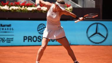 """Serie """"magică"""" a Simonei! Ce scrie site-ul WTA despre finala Halep - Pliskova, de la Roma"""