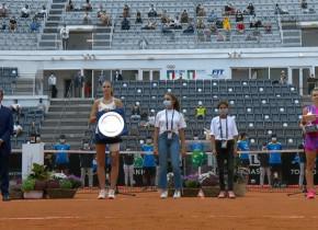 Simona Halep îi provoacă încă teamă Karolinei Pliskova. Ce spune sportiva din Cehia înainte de Roland Garros