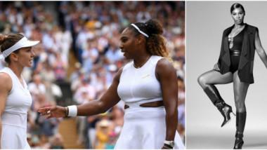 FOTO Serena Williams, așa cum rar a mai apărut. Cum a pozat la ultima ședință foto