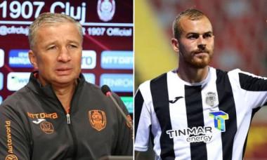 CFR Cluj, ofertă de top pentru Denis Alibec! Cât a oferit Dan Petrescu și răspunsul dat de Ioan Niculae