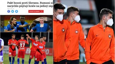 """Presa din Cehia a erupt, când a aflat de """"afacerea fulger"""" plănuită de Gigi Becali: """"Pactul șefilor împotriva lui Slovan!"""""""