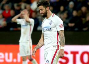 FCSB a fost învinsă de Lugano în ultimul meci european jucat cu Gabi Enache în echipă!