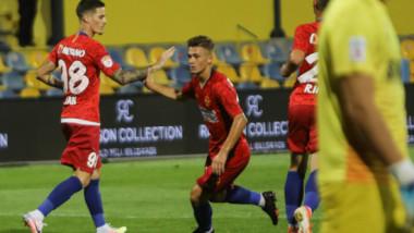 Ce surpriză! Cine poartă banderola de căpitan la FCSB în meciul cu Slovan Liberec