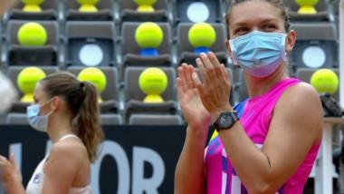 """Simona Halep, descrisă superb de un expert în tenis. """"Ne-a oferit o mostră din umorul ei"""""""