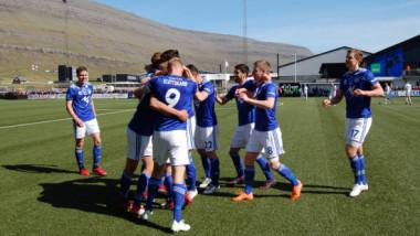 Sărbătoare în Insulele Feroe! Nordicii au echipă în play-off-ul Europa League, după un rezultat neverosimil