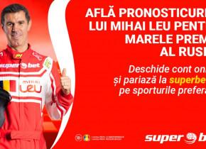 (P) Află pronosticurile lui Mihai Leu pentru Marele Premiu al Rusiei!