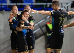 Alex Băluță, gol decisiv! Românul și-a dus noua echipă pe primul loc