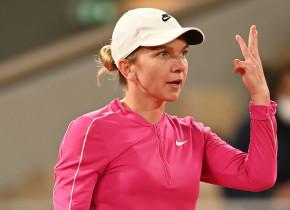 Ce spectacol! Simona Halep, record chiar de ziua ei, după victoria de la Roland Garros