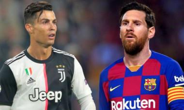 """Messi și Cristiano Ronaldo, în aceeași echipă! Rivaldo: """"Se poate... La un club din aceste două campionate"""""""