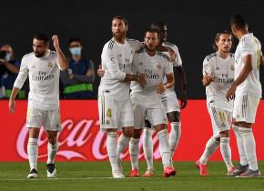 Real Madrid - Valladolid 0-0, ACUM, pe Digi Sport 3! Jovic și Benzema, titulari în ofensiva lui Zidane