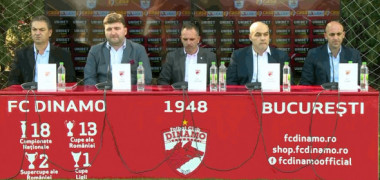 """Acuze grave la adresa șefilor lui Dinamo! """"Îi iau de tâmpiți pe cei cărora li se adresează! Manipulare ieftină"""""""