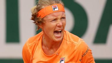 Momente revoltătoare la Roland Garros: batjocorită de adversară, o favorită a ieșit de pe teren în scaun cu rotile
