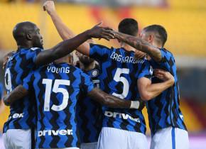 Benevento - Inter Milano 2-5. Conte îl învinge fără emoții pe Filippo Inzaghi