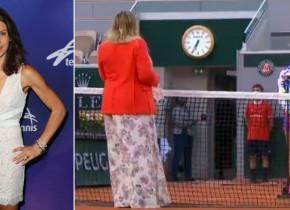 """Schimbare totală pentru ex-jucătoarea care i-a cântat """"La mulți ani"""" Simonei Halep, la Roland Garros"""