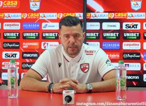 """Cosmin Contra, înaintea meciului crucial cu Astra: """"Clasamentul arată că este un joc pentru evitarea retrogradării"""""""