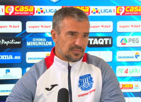 """Pancu, uimit de cum se pregătesc jucătorii săi, deși clubul nu-i plătește: """"S-au implicat total"""""""