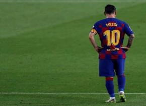Dacă Leo nu merge, Barca e la pământ. Cel mai slab Messi din ultimele 10 sezoane