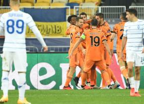 Dinamo Kiev - Juventus 0-2. Morata îi administrează primul eșec lui Mircea Lucescu