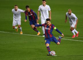 De 16 ani, la cel mai înalt nivel! Lionel Messi a înscris și a stabilit un nou record în Liga Campionilor