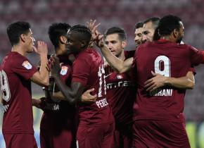 FC Voluntari - CFR Cluj 0-0, ACUM, pe Digi Sport 1. Opt schimbări făcut de Dan Petrescu