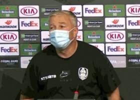 Dan Petrescu a răbufnit! Mesaj scurt pentru conducerea CFR-ului, după victoria de la Sofia