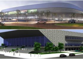 Spectaculos! Oraşul din România care va avea stadion de 45 de milioane € şi sală polivalentă de 27 de milioane €