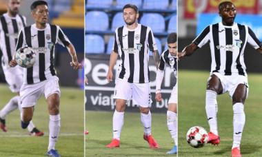 Trei fotbaliști abandonați de Astra, după ce au fost suspendați de ANAD! Sunt neplătiți de cinci luni! Reacția clubului