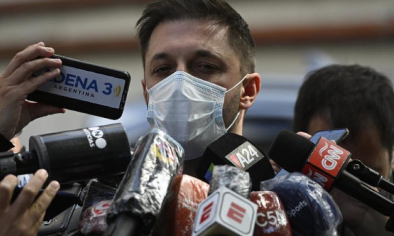 """Acuzații grave după moartea lui Maradona: """"Personalul medical nu s-a ocupat de el 12 ore!"""""""