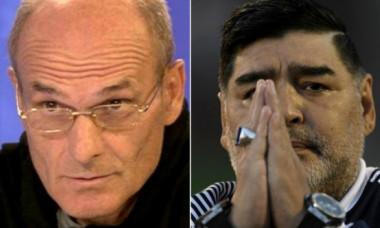 """CTP, atac asupra lui Diego Maradona: """"A jucat drogat și s-a lăudat cu un gol necinstit. Dumnezeu să-l ierte! Eu nu pot"""""""