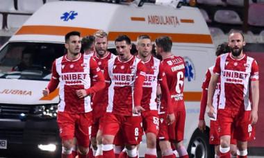 Dinamo, ajutor din partea deținătorului de drepturi TV! Roș-albii au scăpat de datorii și de depunctare