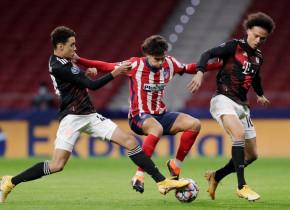 UCL, etapa a 5-a | Atletico - Bayern 1-0 și Liverpool - Ajax 1-0, ACUM. Real a pierdut pe terenul Șahtiorului. Toate rezultatele