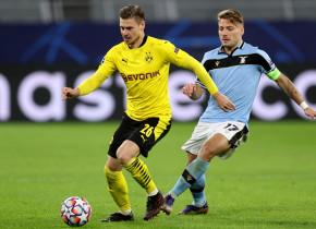 Dortmund - Lazio 1-1. Germanii merg în primăvara Champions League. Immobile a înscris în poarta fostei echipe