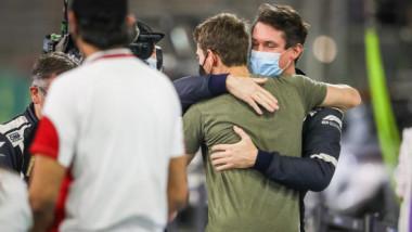 """""""Scene uimitoare!"""" Romain Grosjean i-a întâlnit pe cei care i-au salvat viaţa"""