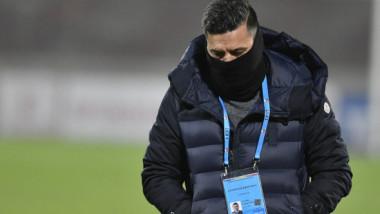 Cosmin Contra, devastat după despărţirea de Dinamo. Ce a făcut a doua zi după ce şi-a luat adio