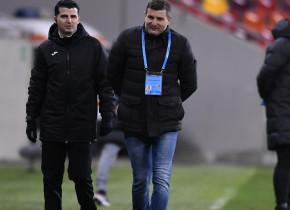 """Laszlo Balint cere respect și acuză arbitrajul: """"Aveam nevoie de un fileu ca să nu-i atingem pe cei de la FCSB!"""""""