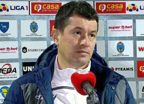 """Andrei Prepeliță, neînvins după ce a fost numit antrenor la FC Argeș: """"Nu-mi convine să mă bat la retrogradare"""""""