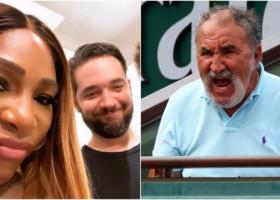 """""""Comentariile de la acel om bătrân, bătrân?"""" Serena Williams, reacţie deplasată la adresa lui Ion Ţiriac"""