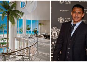 FOTO Așa arată apartamentul de lux cumpărat de un fotbalist în timpul pandemiei, într-o zonă VIP, pentru 2,5 milioane