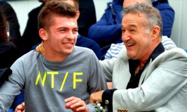 """Gigi Becali, ultimele detalii despre prelungirea contractului lui Florin Tănase: """"Asta simt!"""""""