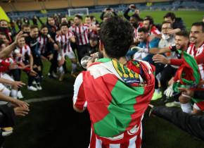 Eroul lui Athletic Bilbao, trompetistul de serviciu. Spectacol unic la sfârşitul finalei pierdute de Barcelona în Supercupă