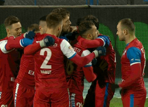Poli Iași - FC Botoșani 0-1. Oaspeții au dat lovitura în minutul 89