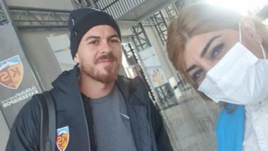 """Denis Alibec, one-man show la Kayserispor! Ce pariu a pus cu șefa clubului înainte să demoleze Bașakșehir: """"Nu pleca!"""""""