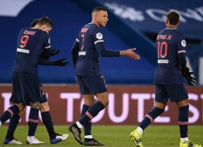PSG - Montpellier 4-0. Mbappe, Neymar și Icardi au dat recital, iar parizienii sunt primii în Ligue 1