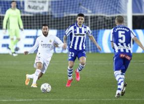 Alaves - Real Madrid 1-4. Campioana Spaniei câștigă fără emoții și urcă pe locul doi
