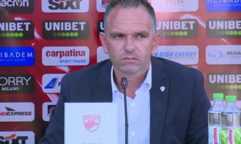 """Pablo Cortacero, scandal cu fanii-acționari de la Dinamo! Spaniolul amenință cu tribunalul: """"Totul e ilegal"""""""
