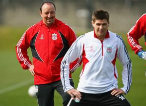 Steven Gerrard își va înfrunta maestrul! Celtic îl aduce pe Rafa Benitez pentru a opri trupa lui Ianis Hagi