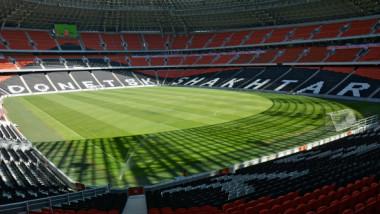 Cum arată acum Donbass Arena, stadionul de 400 milioane € abandonat după izbucnirea conflictului armat din Ucraina