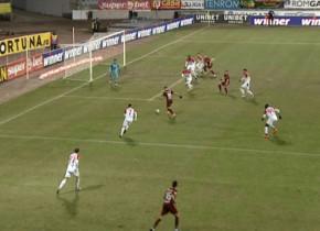 Hermannstadt - CFR Cluj 0-0, ACUM, la Digi Sport 1. Costache, aproape de gol în primul minut