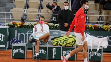 Rafael Nadal nu a mai rezistat: gestul lui Novak Djokovic l-a enervat teribil. Reacţie acidă la adresa sârbului